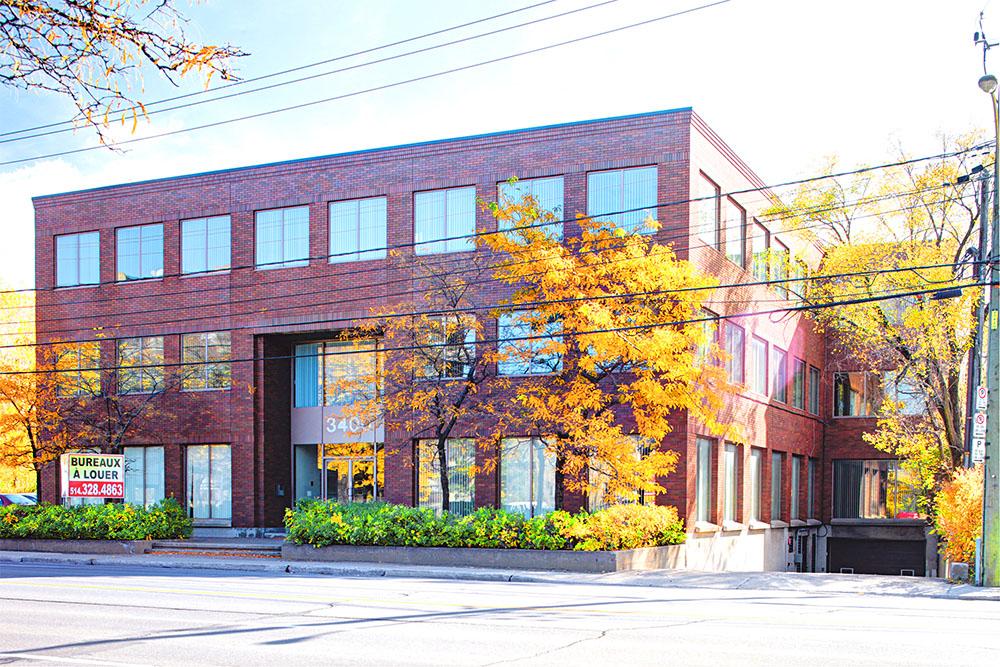 Bureau à louer gestion immobilière cora